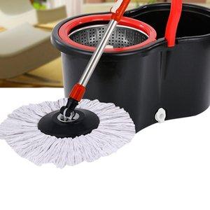 Home Cleaning Microfiber Mop Head Replacement New Replacement 360 Rotating Head Easy Magic Microfiber Spinning Floor Mop Head K9