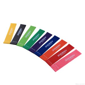 9Pcs set Natural Latex Bands for Fitness and Stretching Workouts Resistance Band Exercise WORKOUT BANDS Exercise Bands Yoga Stripes