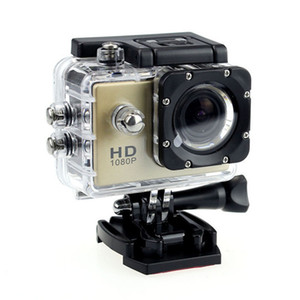 Cheapest copy for SJ4000 A9 style 2 Inch LCD Screen mini Sports camera 1080P Full HD Action Camera 30M Waterproof Camcorders Helmet sport DV