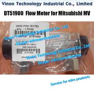 DT519A EDM FLOW METER FC-CX30W-01-0B10 для станков Mitsubishi MV1200S, MV2400S Расходомер DT51900 edm