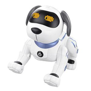 smart electronic pet dog interactive puppyintelligent remote control robot dog electronic pet educational toy for kids body shapewear
