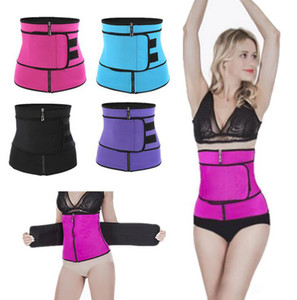 UPS Free Ship Fitness Sports Exercise Waist Belt Waist Support Pressure Protector Belt Training Waistband Pregnant Postpartum Waist Belt
