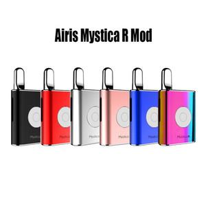 Airis Mystica R Vape Mod 450 mAh VV Precalentamiento Voltaje de la batería Variable Grueso Cartucho de aceite Mystica Air Vape Pluma Kit de inicio 100% original