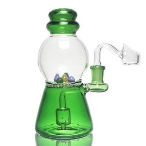 Color water pipe honeycomb perc bubbler 3 colors bong glass bowl 14.5mm high quality good goods dab rig