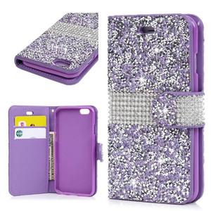 Bling diamante pu carteira de couro phone case para lg aristo 3 alcatel 1x evoluir 7 fólio 5041 a50 idol 5 a30 feroz a30