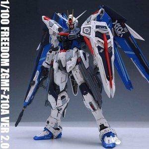 Daban Gundam MG 1/100 LIBERDADE ZGMF-Z10A VER figura brinquedos de ação 2.0 figuras anime japonês