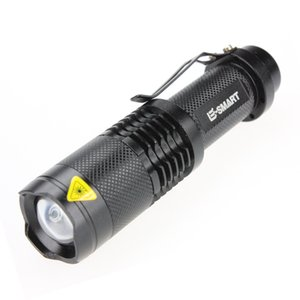 Flashlight cob waterproof t6 rechargeable powerful camping bright defensive glare zoomable emergency USB portable led pocket ourdoor