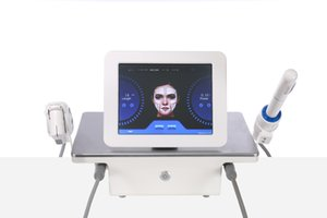 Ultrasound machine 2 in 1 HIFU wrinkle removal with 3.0 4.5mm cartridges & vaginal tighteningwith1.5  3.0 4.5mm cartridges machine