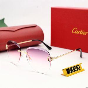 Tasarımcı Kare Güneş Rose Gold Açık Gri Lens güneş gözlüğü unisex Lüks tasarımcı Kutusu Gözlük Yeni güneş gözlüğü