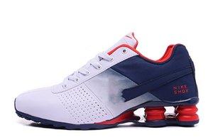 Expedição Shox Deliver 809 Homens Air Running Shoes Gota Famoso ENTREGAR OZ NZ Mens Athletic sapatilhas esportivas Running Shoes