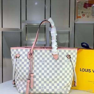 Luxus-Designer-Handtaschen Mode nähen Muster mit großer Kapazität Leder und Canvas Produktion Luxus Replik M40995 A4