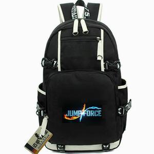 Jump day pack Force daypack Naruto fighter schoolbag Good game packsack Zaino per laptop Zaino porta sport