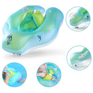 Kids Baby Swimming Ring Infant Inflatable Floating U-armpit Swim Pool Accessories Circle Rings Toy Bath Double Inflatable Raft