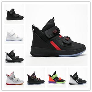 2019 Recién llegado Mens Soldier 13 XIII Zapatillas de baloncesto para hombres Designer Soldiers 13s Sports Sneakers Hombre Sports Chaussures Trainers de hombre