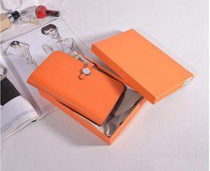 brand designer Luxury H brand wallet woman handbag bag passport ID credit card holder cowhide clutch genuine leather wallet female purse
