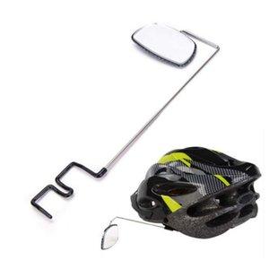 الدراجة ركوب الدراجات ركوب المرآة خوذة جبل الخلفية Rear View النظارات