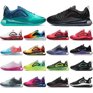 max 720 Con calcetines 2019 de alta calidad Be true Easter Pack azul Obsidian pride Noen Sunset hombres zapatos para mujer zapatillas de deporte para hombre zapatillas d