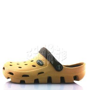 Büyüleyici Yeni 2020 Sandalet Erkekler Delik Terlik Çift Sandalet Katır ve Erkekler Için Bahçe Ayakkabı Bahçe Ayakkabı