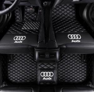 Geeignet für Audi Q7 / 2006-2018 Fußmatte aus umweltfreundlichem, nicht-toxischem Material