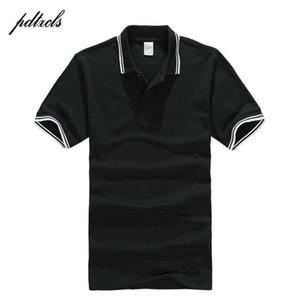 2018 PDTXCLS Chemise pour hommes desiger hommes coton chemise à manches courtes Plus Size Vêtements XS- XXXL