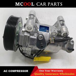 Компрессор кондиционера для Peugeot 301 Citroen C-ELYSEE 9676011680 9806599380 JSR11T602078