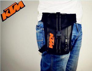 Marca Sacos-KTM motocicleta à prova d 'água perna sacos para montar os bolsos das moedas do telefone móvel saco de mudança de documentos pacote de promoções por atacado