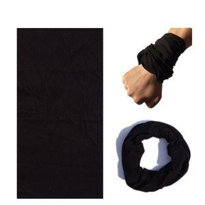 Venta al por mayor puede ser personalizado de Shemagh tubular Pañuelos diadema color sólido Turbante Pañuelo Pañuelo de Headwear Senderismo bufandas buffe
