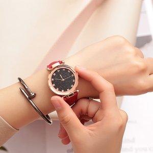 JBRL Мода дамы кожа Часы наручные часы платье Кварцевые часы Часы Женские Браслет WristWatch Часы Повседневный
