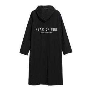 2020 neue schwarze ColorPatchwork Lange Trenchcoat Herren SUMMER Modische Wollstoff Tartan Graben-Jacken-Frauen unregelmäßige Bänder