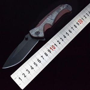 420 steel folding knife high hardness self-defense folding knife outdoor self-defense tactics EDC survival portable fruit folding knife