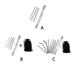Portable Outdoor Lacing Stitching Bracelet Paracord Fids Tools DIY Handmade Stainless Steel Camping Weaving Needle Accessories