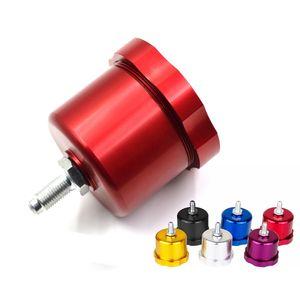Coche de aluminio hidráulico reunión de la deriva del freno de mano tanque de petróleo por Depósito de líquido de freno electrónico