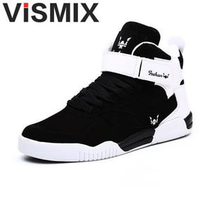 Большой размер 39-46 тапки Justin Bieber Boots Superstar Hip Hop High Top Мужчины Повседневная обувь Мужской Y200106