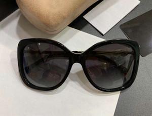 5339 Pearl Black / Gold polarisierte Frauen-Sonnenbrille Frames Sonnenbrillen Frauen Sonnenbrillen neu mit Kasten