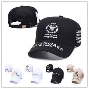 VETEMENTS por mayor sombreros Snapbacks Caps bordado logotipo del béisbol se divierte el casquillo programa de alimentos 2020 mundo apoya ocio Protector solar sombreros viajes