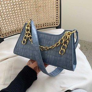 YENİ Özgün Tasarım Moda Omuz Çantası Taş Zinciri Koltukaltı Çanta Genişliği 26cm Yükseklik 15cm Kalınlık 7cm