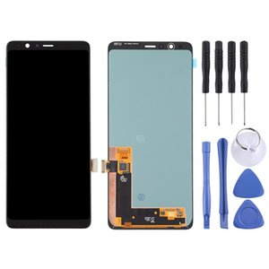 LCD Screen and Digitizer Full Assembly for Galaxy A9 Star   G8850   A8 Star