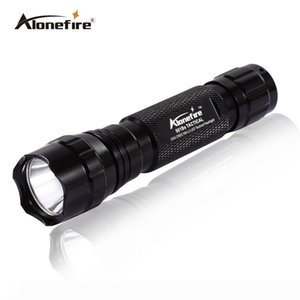 Sel Hot USA UE WF-501B 1-Modalità Risparmio energetico Cree Q5 Tactical Flashlight LED con i supporti tattici interruttore remoto
