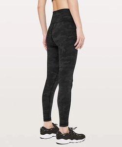 2020 дизайнерLululemonклассная штукаЛ поножей лу йог лимонные брюки 32 016 25 78 женщин спортивного Workout бесшовных розового камуфляжа yogaworl929a #