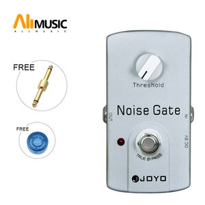 JOYO JF-31 Noise Gate Guitar Effect Pedal Eletric Guitar Noise Stompbox to Reduces the Extra Noise The minimum Loss of Tone