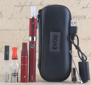 4 1 기화기의 스타터 키트 오일 왁스 vape 펜 evod vape 펜 모든 일 명 I에서 기화기 드라이 허브 기화기 스타터 키트 전자 CIGS