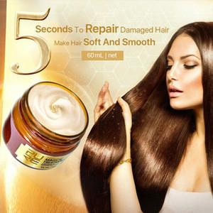 Волшебный кератин маска для лечения 120мл 5 секунд восстанавливает повреждения восстановить мягкие эфирные волос для всех типов волос кератин волос крем