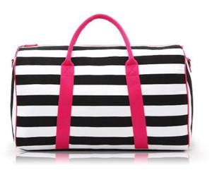48CM large capacity women travel bags 2019 sale quality shoulder duffel bags canvas shoulder bag diagonal bag handbag