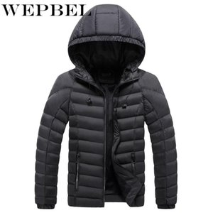 WEPBEL verdicken Warm Wattierte Jacke Plus Size Damen Winter Mantel Mode