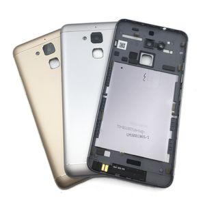 Für ASUS Zenfone 3 Max ZC520TL Rückseite Batteriefach mit Power-Lautstärketasten Kameraobjektiv