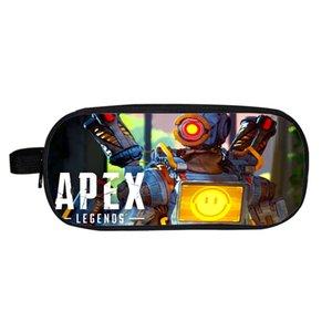 I più nuovi giochi Apex Circa studenti Matita Borse creativa in poliestere ad alta capacità Pen Bag pacchetto astucci bambini