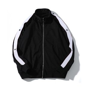 Mens Stylist Jacket Outerwear Homens Mulheres de alta qualidade jaquetas de moda Mens Stylist inverno casacos tamanho M-XXL