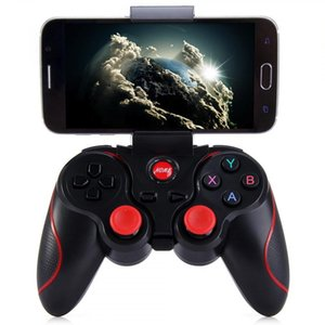 Telefones T3 Bluetooth sem fio Gamepad S600 STB S3VR Game Controller Joystick para Android IOS móveis PC Game Handle