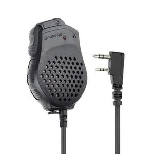 CB Çift Yönlü Radyo UV-82 UV 82L UV 8D GT-5 Walkie Talkie için Baofeng uv-82 Çift PTT Hoparlör Mikrofon Mikrofon 50pcs