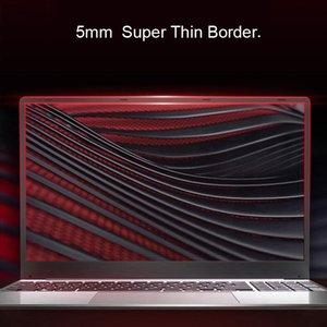 barato por atacado Laptop de 15,6 polegadas Notebook Computer 12G RAM de 1TB SSD ROM IPS tela Gaming Laptop Com o Windows 10 OS Ultrabook